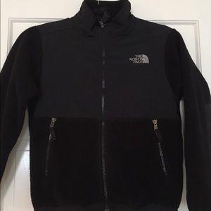 North Face Black Denali Fleece Jacket